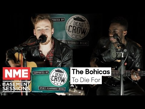 The  Bohicas Play 'To Die For' In NME Basement Session