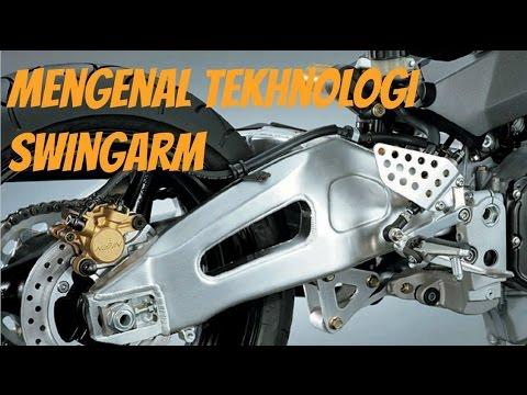 Swingarm axle mount doovi for Motorized swing arm tv mount