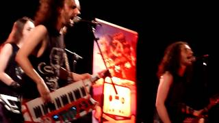Alestorm - Death Throes of the Terrorsquid - Live HD 11/21/12