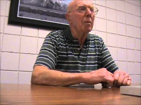 "Walter ""Dick"" Lang Talks About Letters and Care Packages"