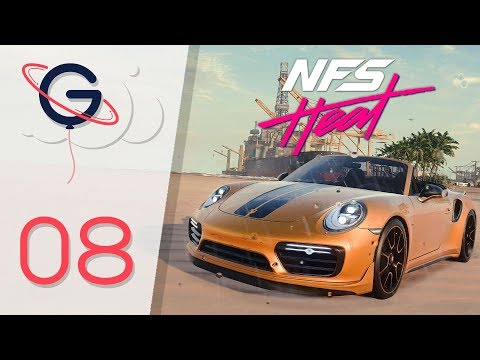 NEED FOR SPEED HEAT FR #8