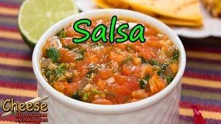 Соус Сальса. Рецепт соуса