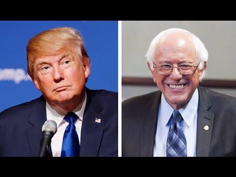 Donald Trump Lied About Debating Bernie Sanders