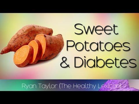 Sweet Potatoes For Diabetics Benefits