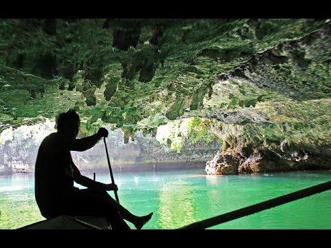 Sohoton Cove + Enchanted River (CARAGA)