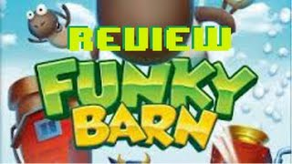 Funky Barn Review and Gameplay Wii U 1080p (G2PO)