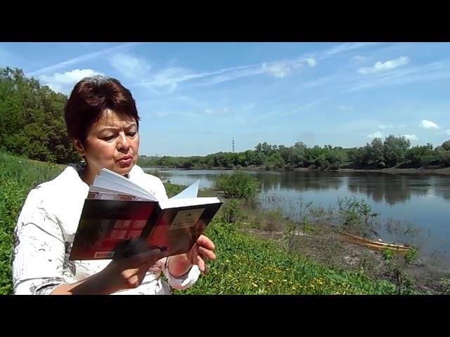 Изображение предпросмотра прочтения – ГалинаНовоточинова читает произведение «Крохотки: Отражение в воде» А.И.Солженицына