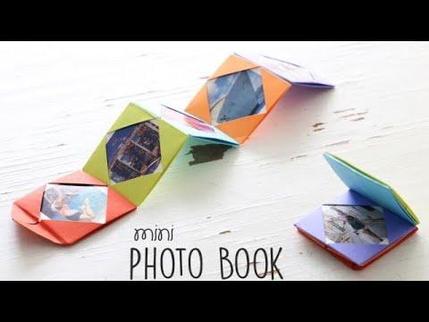 DIY Mini Photo Book