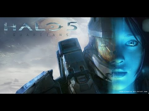 Halo 5 Guardians All Story CGI Movie cutscenes[HD 1080P]