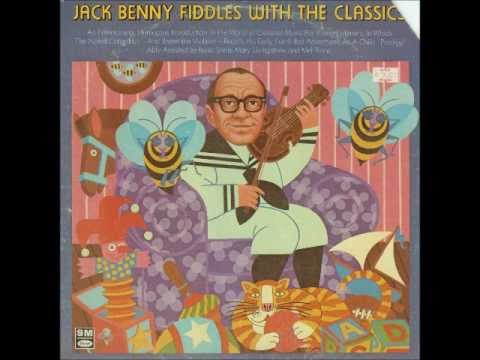 Jack Benny Fiddles With The Classics (Capitol Records, 1956)
