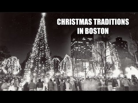 The Boston History Project: Christmas Traditions in Boston