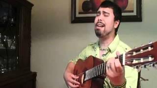 SPANISH EYES/OJOS ESPAÑOLES- Jaime-Arturo Rodriguez Luevano.wmv