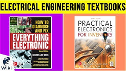 10 Best Electrical Engineering Textbooks 2019