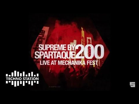 Supreme 200 with Spartaque (Live at Mechanika Fest, EKB, Russia)