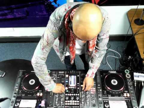 DNA Radio ft Andres castillo!! (Dj Shaolin)