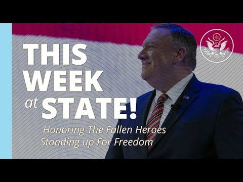 This Week at State - May 29, 2020