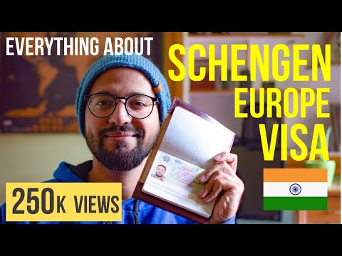 Schengen VISA for INDIANS  | How to Apply | Documents | Cost | Europe Tourist VISA