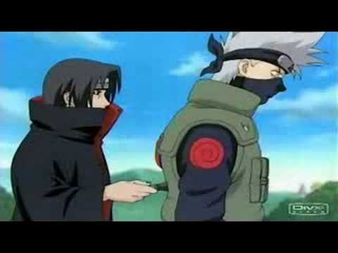 Itachi Uchiha- Its All Over
