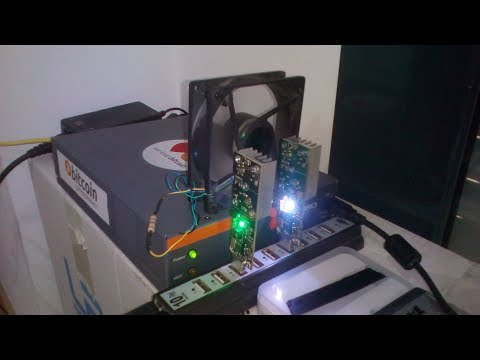 Windows 10 How To Set Up GekkoScience 2Pac USB Bitcoin Miner