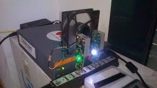 Windows 10 How to Set up GekkoScience 2Pac USB Bitcoin Miner