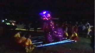 LION DANCE SABAHAN STYLE- MAGUNATIP LION
