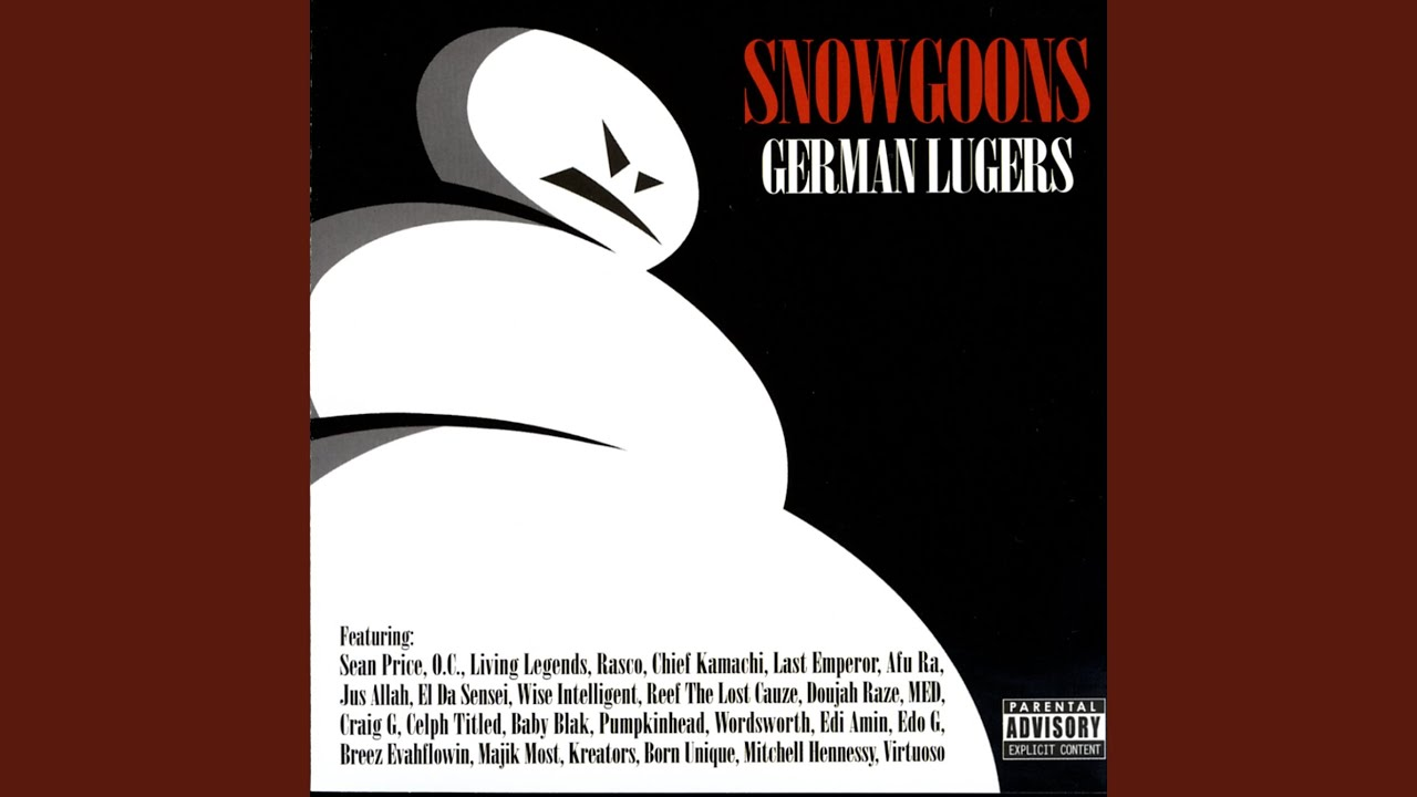 snowgoons german lugers