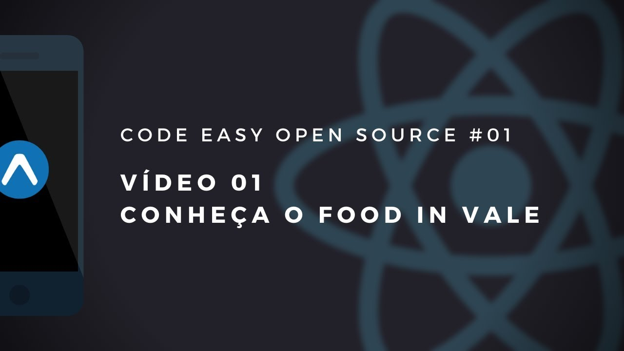 Conheça o Food in Vale - Code Easy Open Source #01 - 01