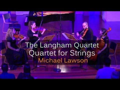 Michael Lawson String Quartet