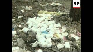 CHINA: FACING ENVIRONMENTAL POLLUTION CRISIS