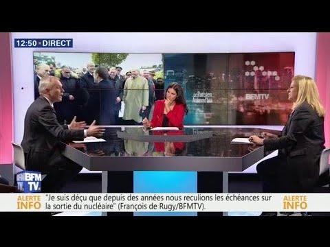 """Rugy sur le pas de Juppé vers Macron : """"C'est le signe que la recomposition se poursuit"""""""