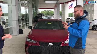 2019 Toyota Avalon Touring, For Sale, Oxmoor Toyota, Louisville Kentucky 40222