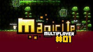 Magicite | Multiplayer #01 ★ Tim, Trefion und Hanni gegen die Welt