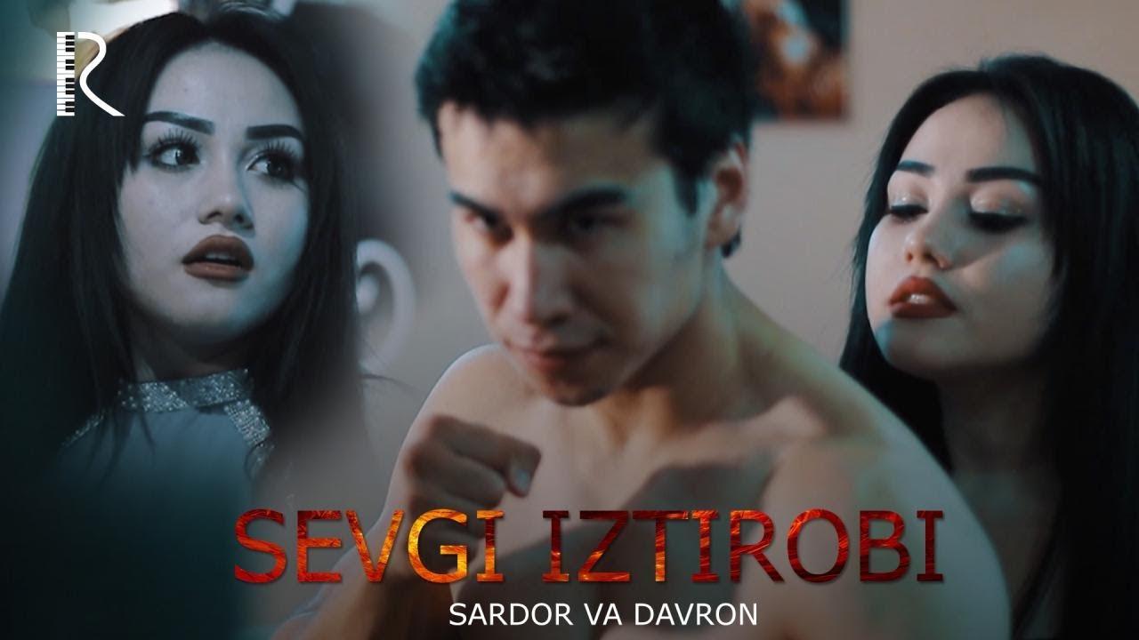 Sardor va Davron - Sevgi iztirobi | Сардор ва Даврон - Севги изтироби #UydaQoling