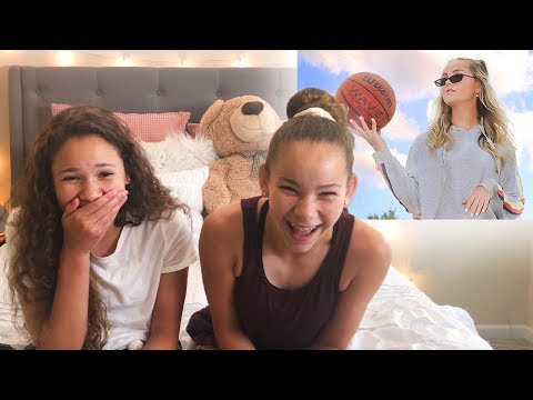 "Sierra & Olivia REACT to ""Over It"" by Ivey Meeks thumbnail"