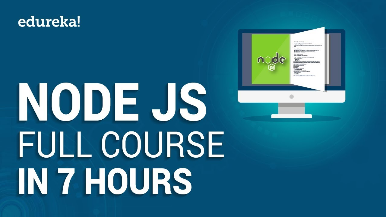 Node JS Full Course Learn Node.js in 7 Hours