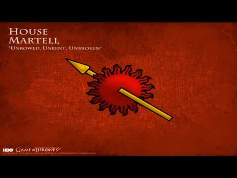 House Martell Theme S5S6  Game of Thrones