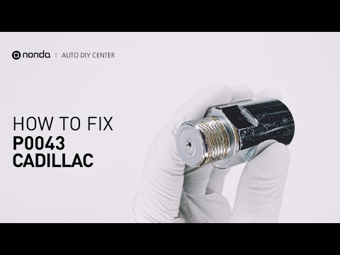 How to Fix CADILLAC P0043 Engine Code in 2 Minutes [1 DIY Method / Only $19.67]