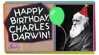 Happy Birthday, Charles Darwin!