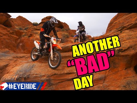 Even a Bad Day of Dual Sport... Part 2! #everide