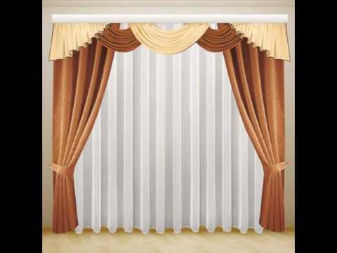 Красивые шторы для гостиной или для спальни