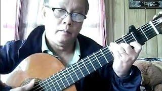 Bèo Dạt Mây Trôi (Dân ca Bắc Bộ) - Guitar Cover