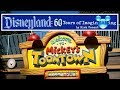 60-109 Welcome to MICKEY'S TOONTOWN