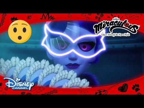 Mucize: Uğur Böceği ile Kara Kedi | 😱😲 MAYURA 😮😲 | Disney Channel TR