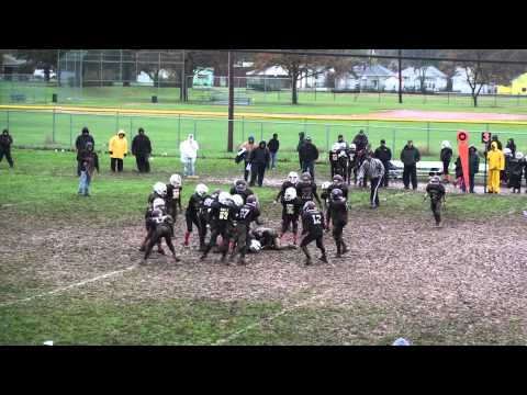 2013 Clarence Bulldogs JV Marron Vs Army Super Bowl