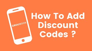 How to add a discount code???