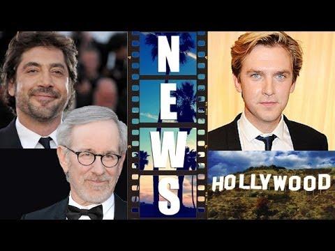 Steven Spielberg & Javier Bardems Montezuma, Dan Stevens in Hollywood  Beyond The Trailer