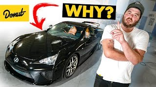 Why the Lexus LFA Failed…Or Did It? | Bumper 2 Bumper