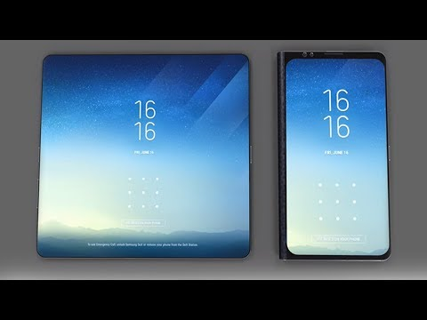 Samsung Galaxy X! - All Leaks & Rumors 2018