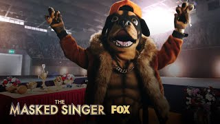The Clues: Rottweiler | Season 2 Ep. 5 | THE MASKED SINGER