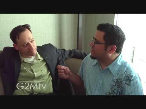 Geek To Me TV: Elliott talks to Ted Raimi!